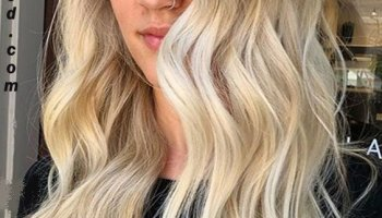 Awesome Soft Waves Blonde Hair Color Highlight For 2018 Stylesmod