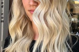 Fresh & Cool Blonde Hair Color Idea & Trends