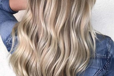 Gorgeous Blond Hair Color Ideas for 2018