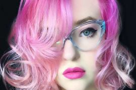 Magenta Light Pink Hair Color Ideas