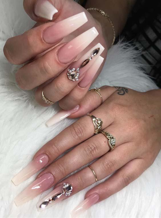 New Ombre Nail Art Designs
