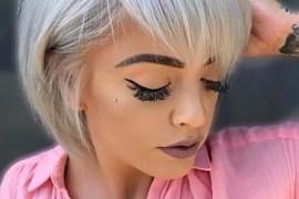 Platinum Pixie Haircuts for Short Hair in 2018