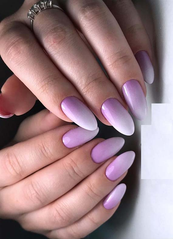 Most Beautiful Purple Nail Art Designs For Women In Year