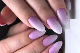 Purple Nail Art Designs for Women 2018