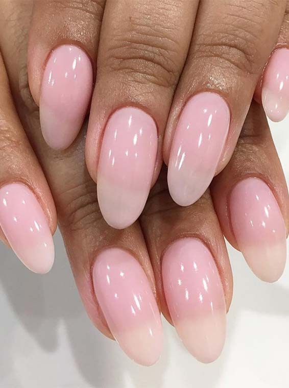 Gorgeous Soft Pink Pastel Nail Art Designs For Women 2018 Stylesmod