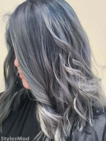 Unique Hair Color Ideas for Long Hair