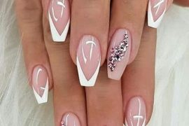 Stylish & Easy Nail Art Ideas for Boost Your Styles In 2018