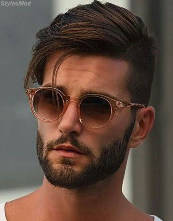 Classical Look of Men's Long Hairstyles for Business People to Try