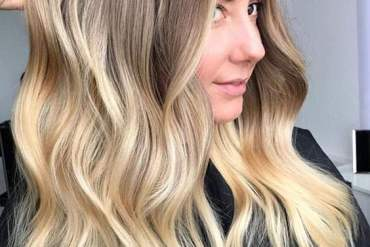 Stunning Styles of Balayage Ombre Hair Color Ideas for Ladies