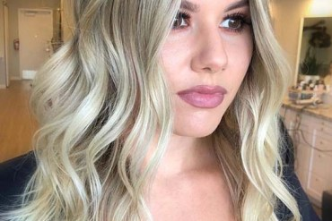 Long Blonde Hairstyles with Layers in 2018