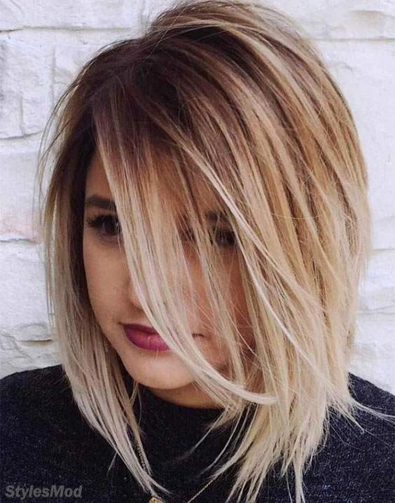 Trendy Style Of Shoulder Length Haircuts You Can T Miss Stylesmod