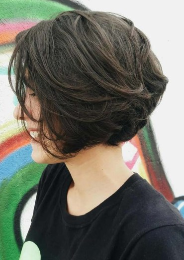 Stylish Short Bob Haircut Styles in 2018