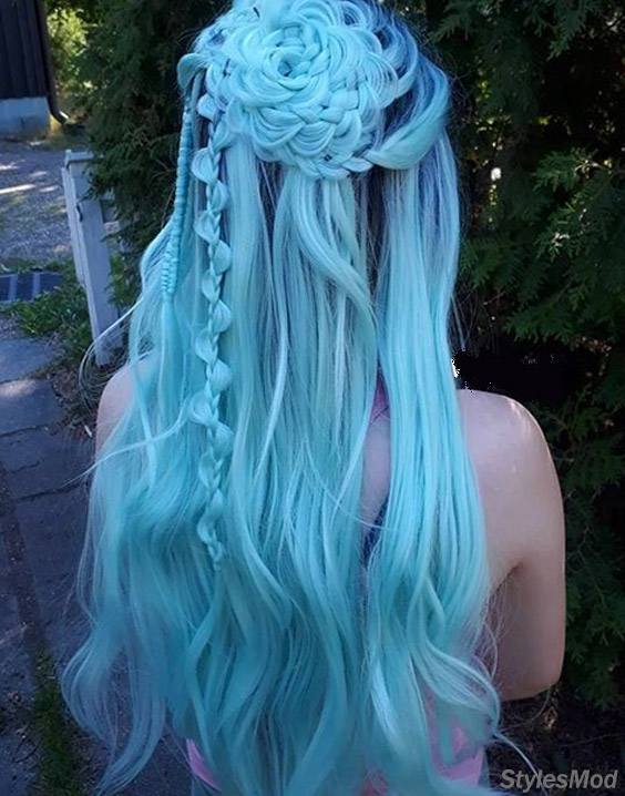 Attractive & Cool Hairstyles & Hair Color Ideas You can Copy In 2018