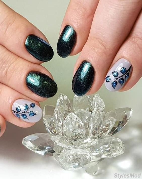 Fancy & Bold Nail Art Designs for Short Nails In 2018