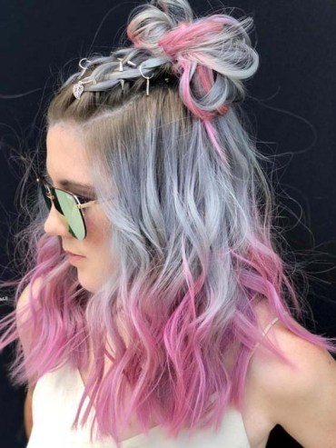 Awesome Hairstyles For 2018 And Beauty Ideas for 2018