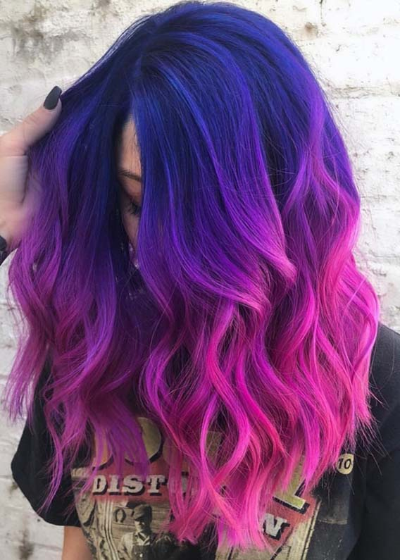 Awesome Pulp Riot Blue Hair Colors For Medium To Long