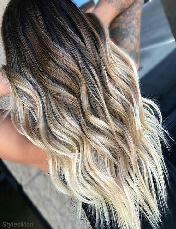 Balayage Ombre Hair Color Styles & Ideas for Your Stylish Hair