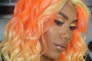 Combinations Of Orange & Yellow Hair Colors in 2018