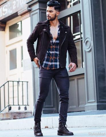 Latest & Coolest Men's Fashion Trends & Styles for 2018