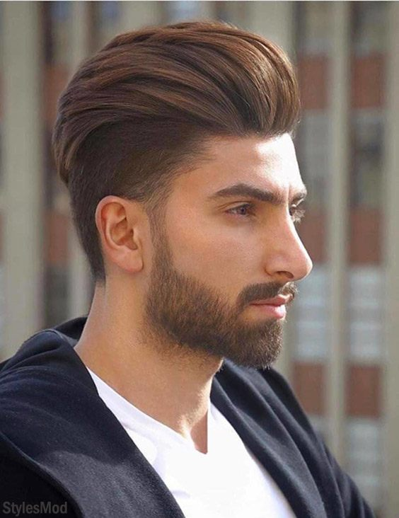 Brilliant Men's Hairstyles Ideas for Your Face Shape In 2018