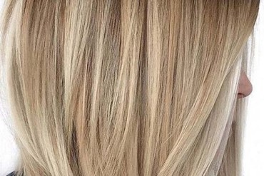 Obsessed Blonde Balayage Hair Colors & Hairstyles for 2018
