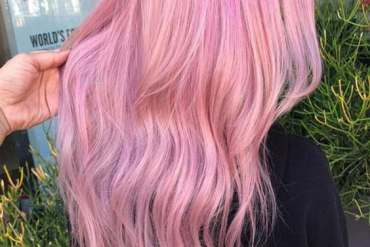 Smart & Modern ways to Wear Pink Hair Color Ideas