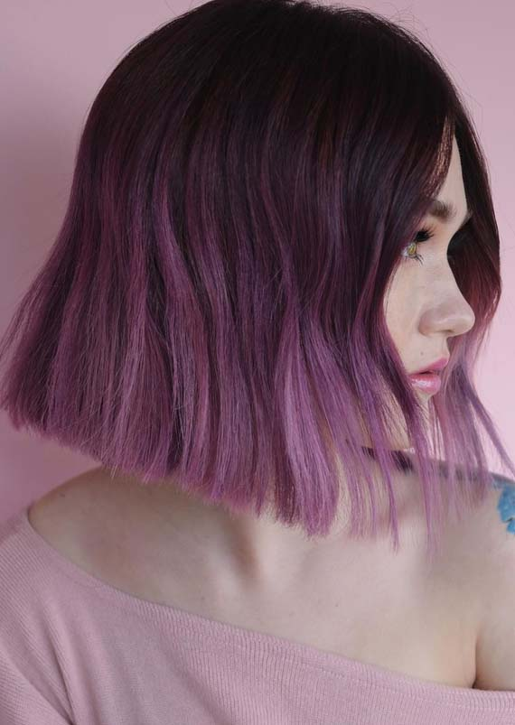Wonderful Blunt Bob Haircuts for 2018