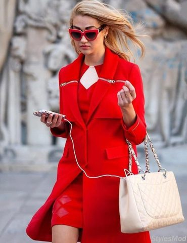 Graceful Chic Fashion Styles & Images for 2018 Ladies
