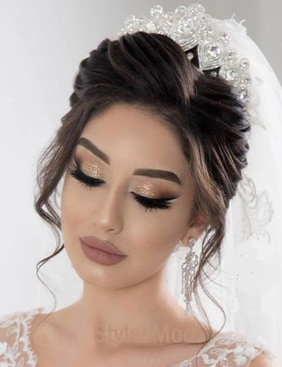 Cute & Lovely Makeup Look for 2019 Bridal Girls