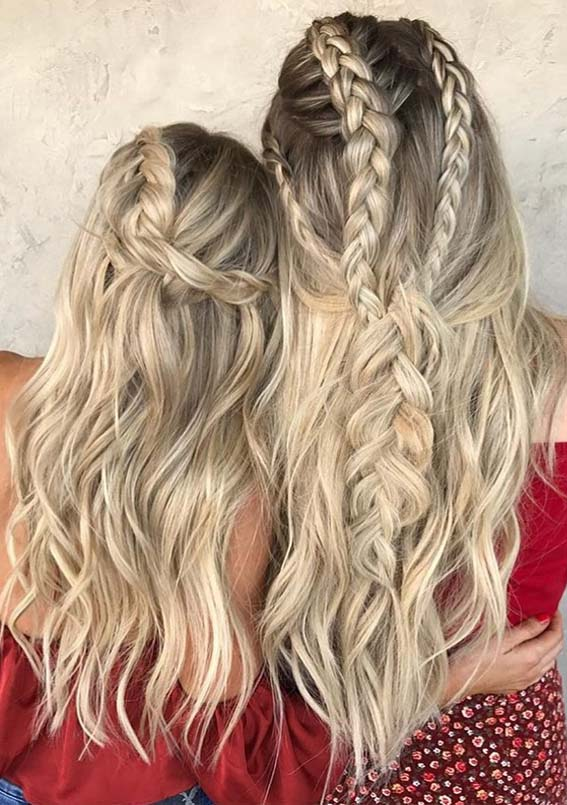 Favorite Braid Styles for Long Hair in 2019