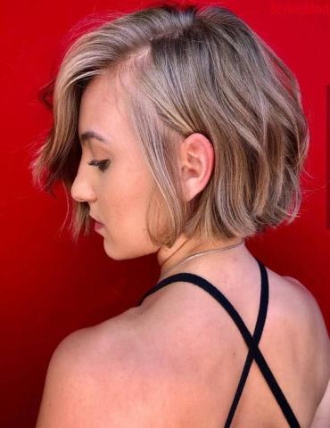 Hottest & Dreamy Hair Color Highlight & Ideas for Short Hair