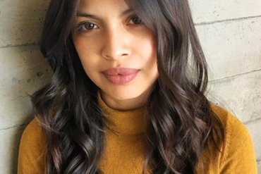 Mid Length Textured Hairstyle with Layers You can Copy Right Now