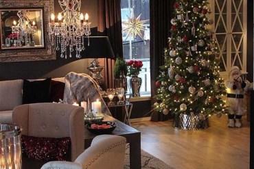 Modern Interior Designs & Home Decor Ideas on Christmas 2018-2019