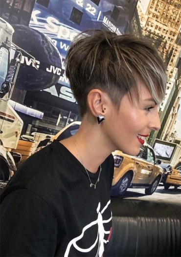 Pretty Ideas Of Short Pixie Haircuts in 2019