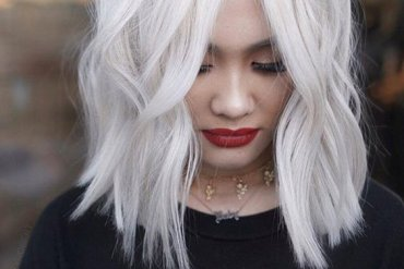 The Best Hair Color Trends & Ideas with Fresh Look for 2018-2019