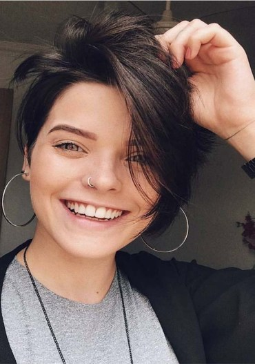 Trendiest Short Pixie Hairstyles for Ladies IN 2019