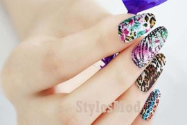 Fantastic Nail Art Stickers & Designs for Ladies In 2019