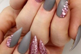 Gorgeous Long Nail Arts for Ladies in 2019