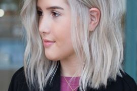 Lovely Hair Color Styles for Blonde Girls In 2019