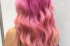 Prettiest Pink Hair Color Trends & Shades for 2019
