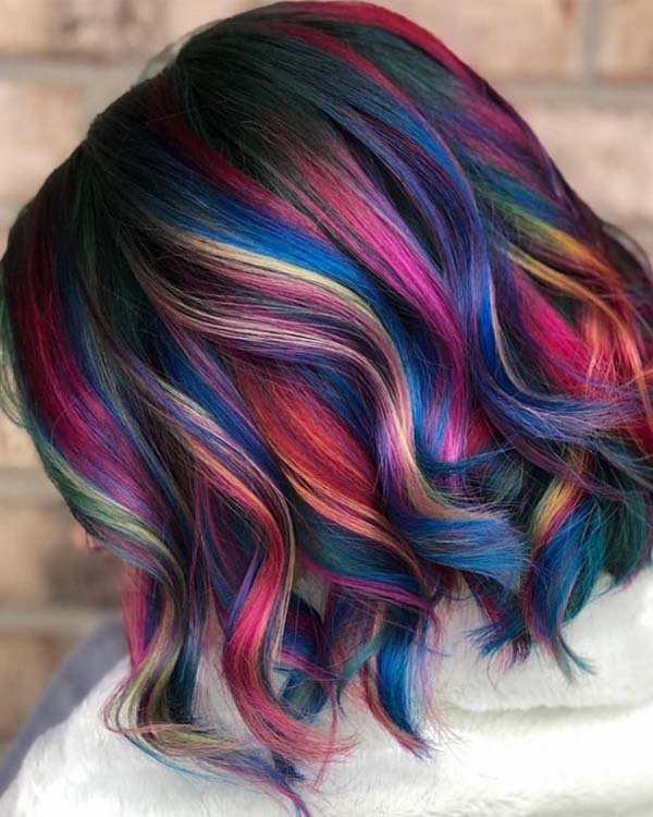 Popular Pulp Riot Hair Color Shades For 2018 2019 Stylesmod