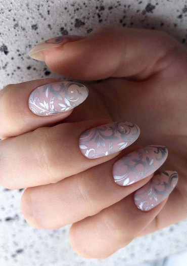 Stylish Patterns Of Nail Designs in 2019