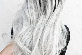 Super Cool Hair Color Combination Ideas for 2019
