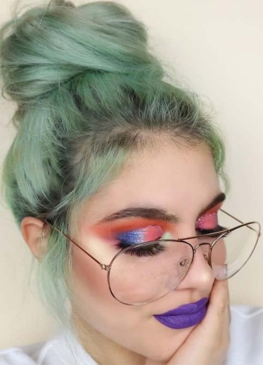Absolutely Beautiful High Bun Hairstyles in 2019
