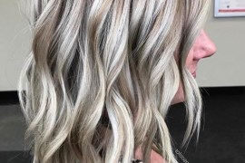 Ash Blonde Hair Color Trends for 2019