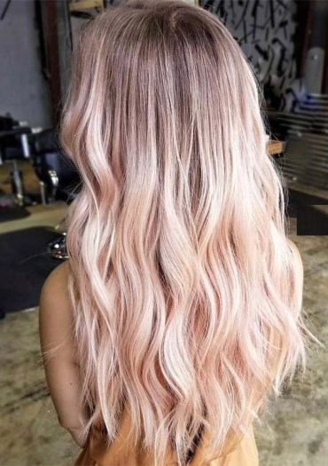 Baby Pink Hair Color Shades for 2019