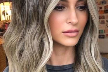 Balayage Shadowroot Babylights Hair Color Ideas for 2019
