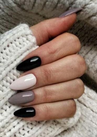 Beautiful Hybrid Nail Designs in 2019