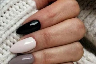 Beautiful Hybrid Nail Designs in 2019