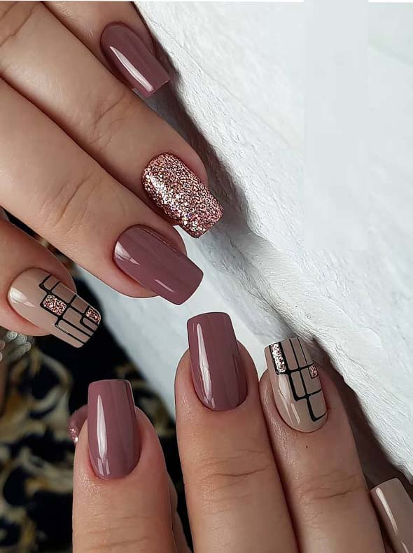 Classic Nail Designs Amp Images For Every Woman In 2019
